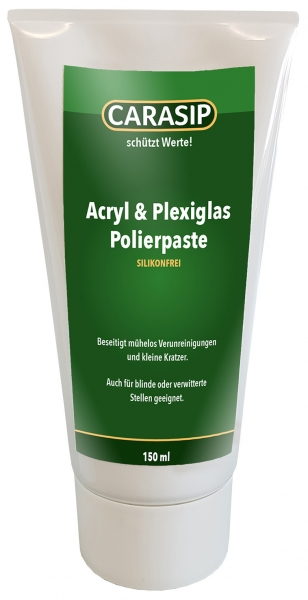 Acrylic glass polishing paste 150 ml