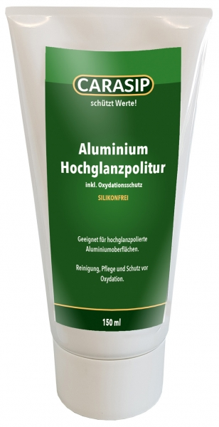 Aluminium polish incl. oxidation protection 150 ml