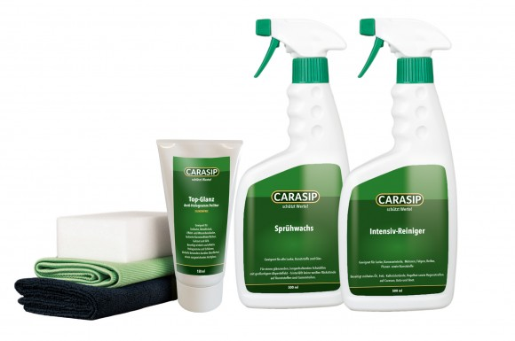 Cleaning and care small 6-piece set